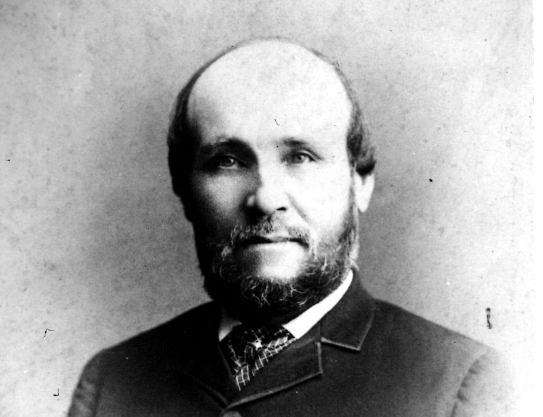 Edward Huggins