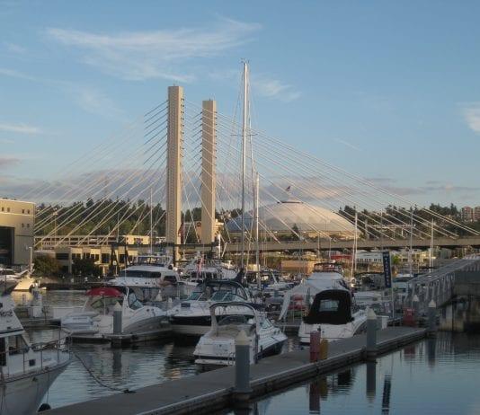 Tacoma Dome and Marina