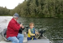Grays Harbor Fishing