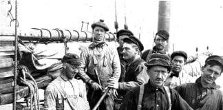 Puget Sound fishing