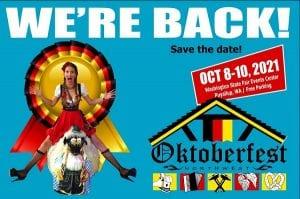 Oktoberfest Northwest @ Washington State Fair Events Center