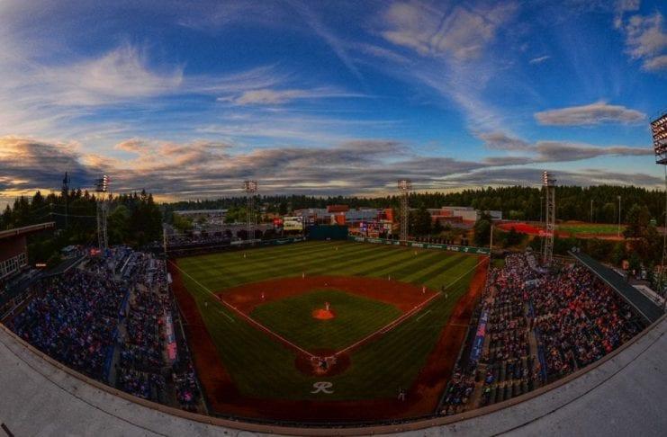 Tacoma Rainiers Baseball